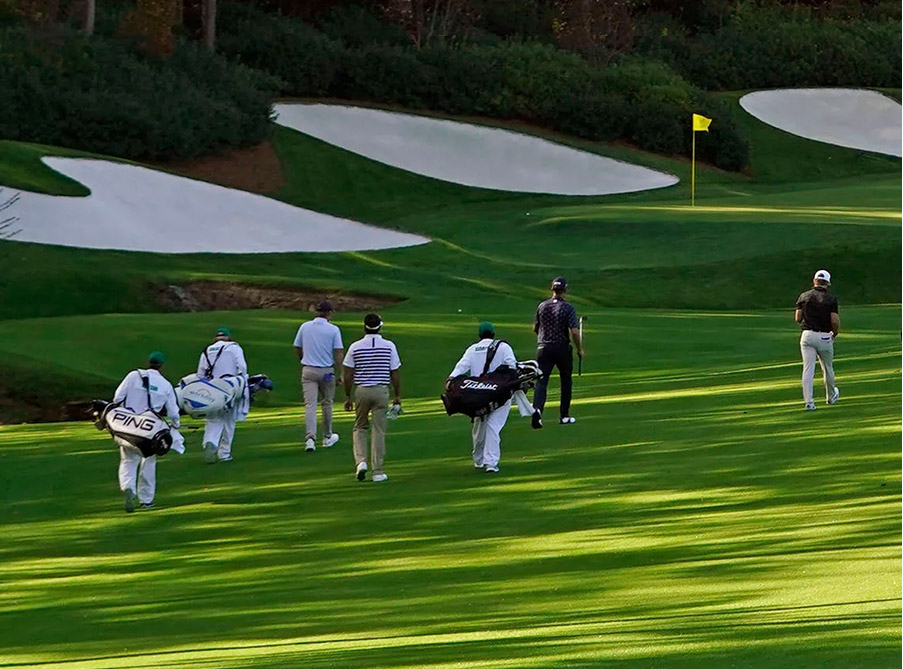 PGA: Masters Betting Preview | The Dunkel Index