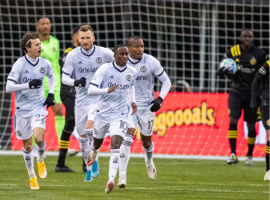 Regular Season Ends, Playoff Field Set in MLS