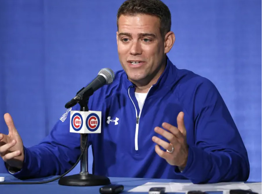 Sports News and Notes: Epstein Leaves Cubs
