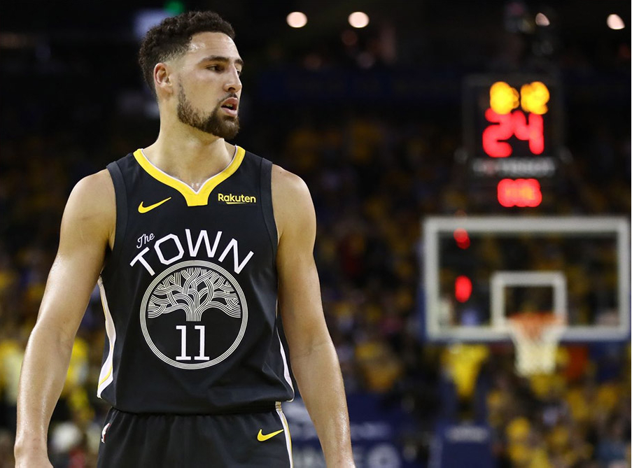 Warriors' Thompson Sidelined Again