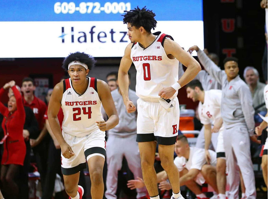 NCAAM: Rutgers at Michigan State Betting Preview