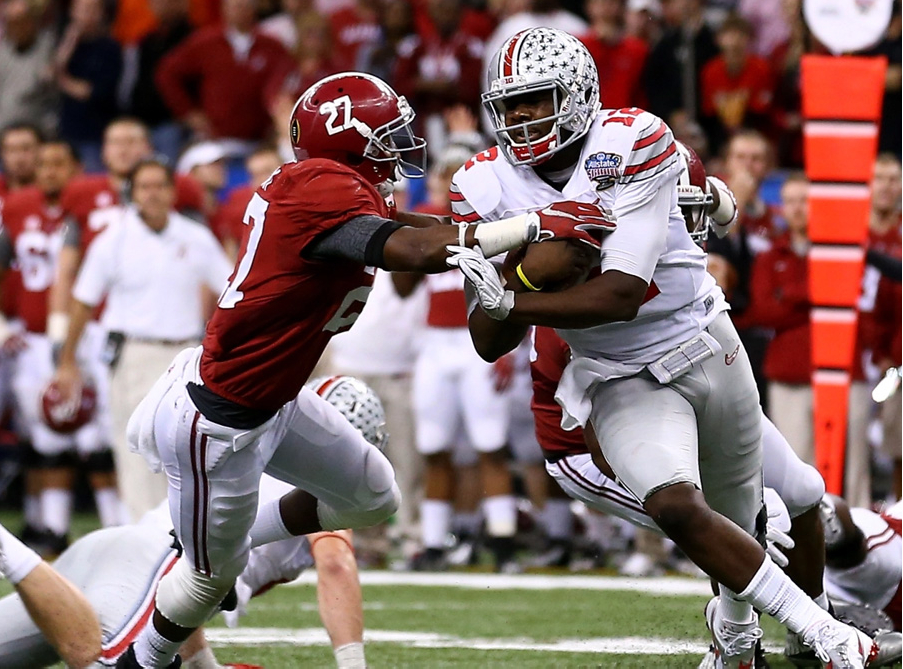 CFP Betting Preview: Ohio State Buckeyes vs. Alabama Crimson Tide