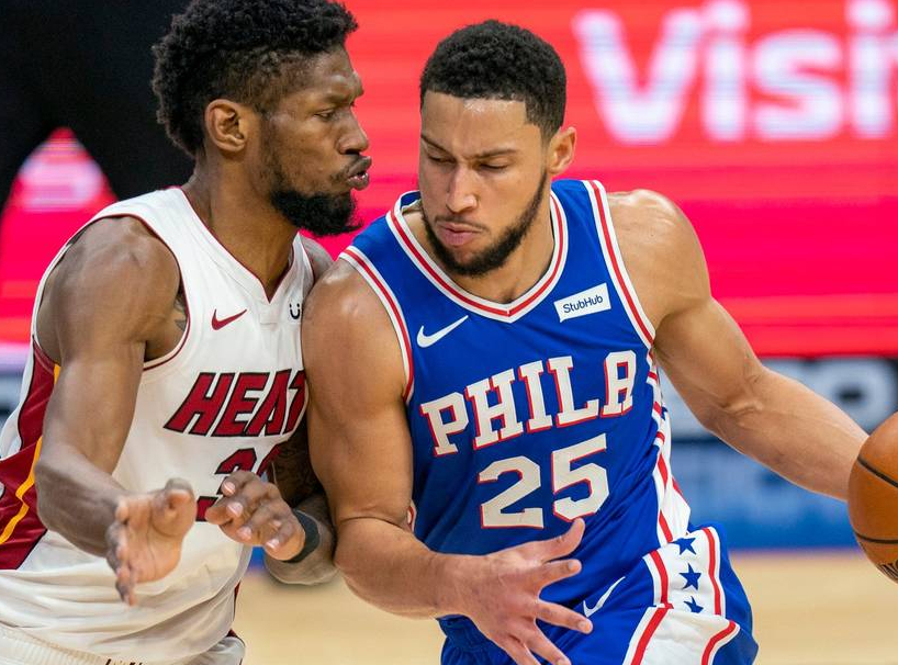 Miami Heat at Philadelphia 76ers Betting Preview