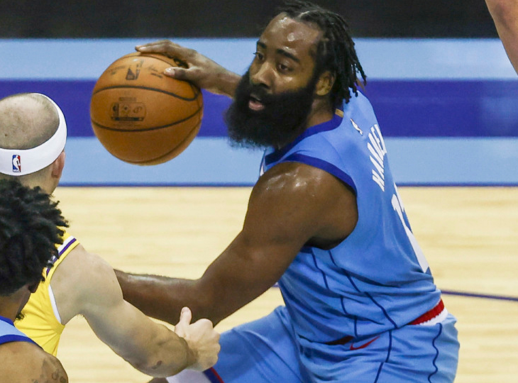 NBA News: Harden Dealt To Brooklyn
