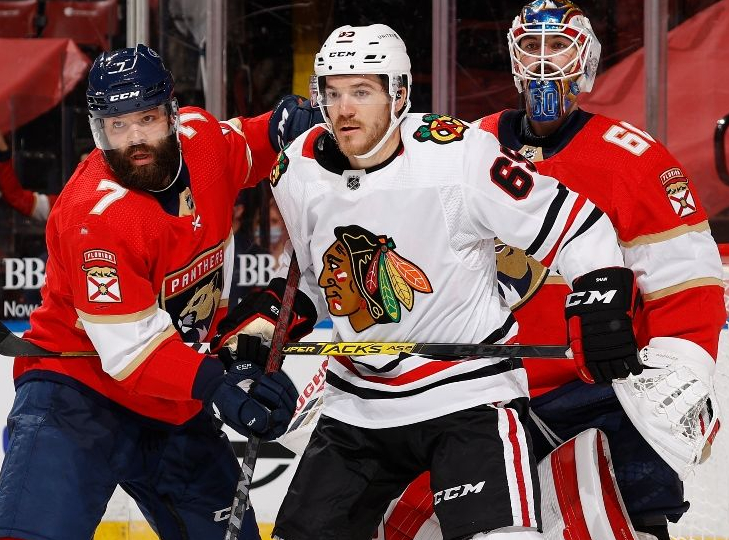 Chicago Blackhawks at Florida Panthers Betting Preview