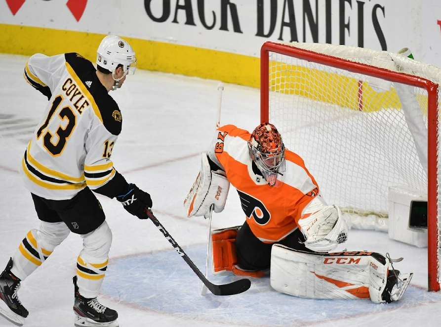 Philadelphia Flyers at Boston Bruins Betting Preview