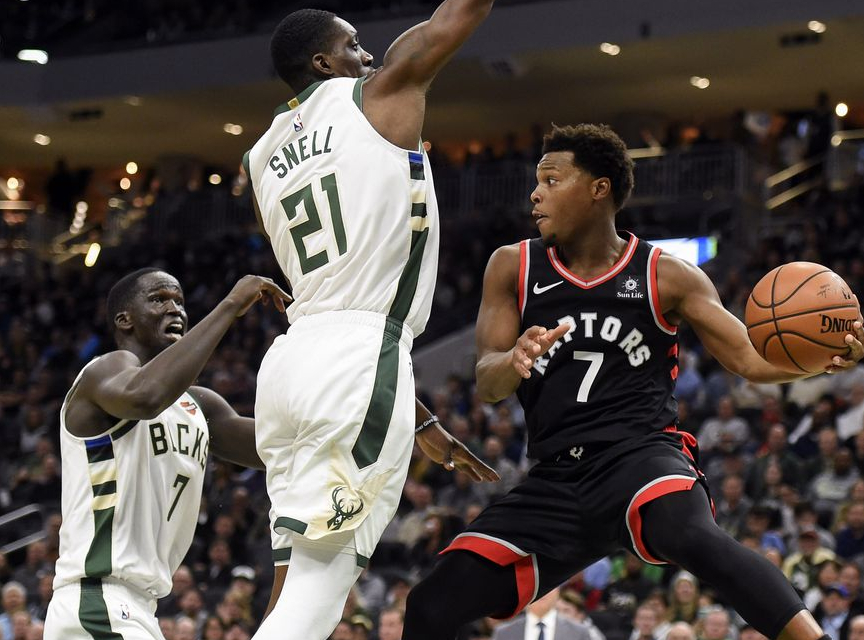 Toronto Raptors at Milwaukee Bucks Betting Preview
