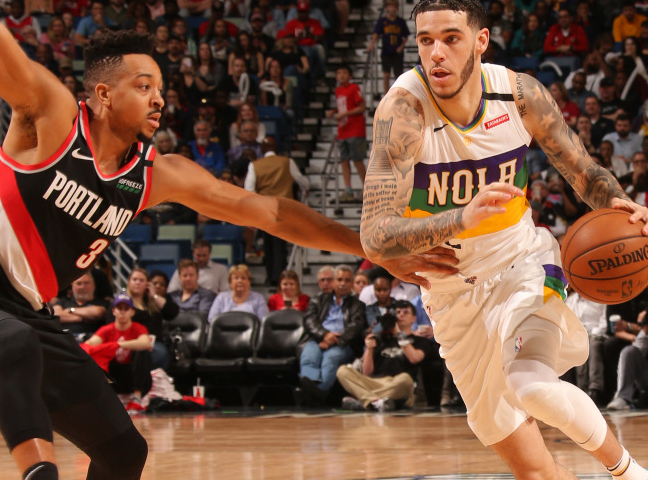 Portland Trail Blazers at New Orleans Pelicans  Betting Preview