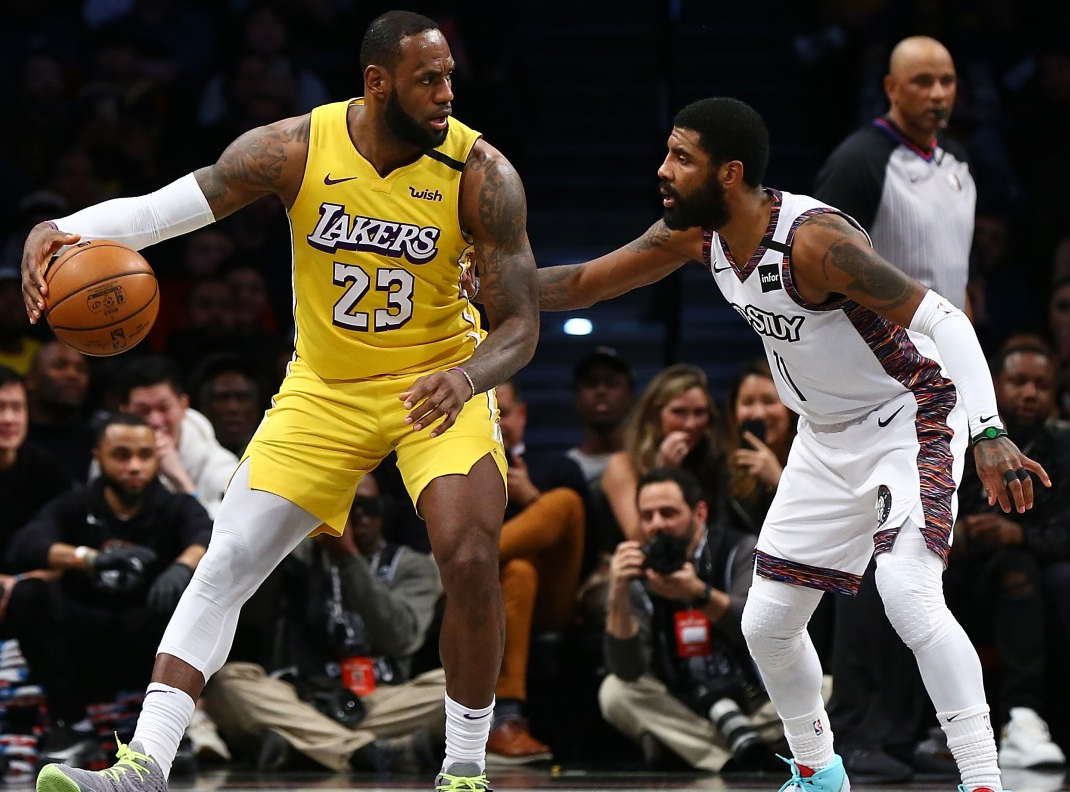 Brooklyn Nets at Los Angeles Lakers Betting Preview