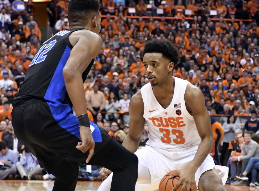 Syracuse Orange at Duke Blue Devils Betting Preview