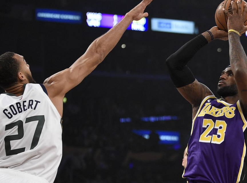 Los Angeles Lakers at Utah Jazz Betting Preview