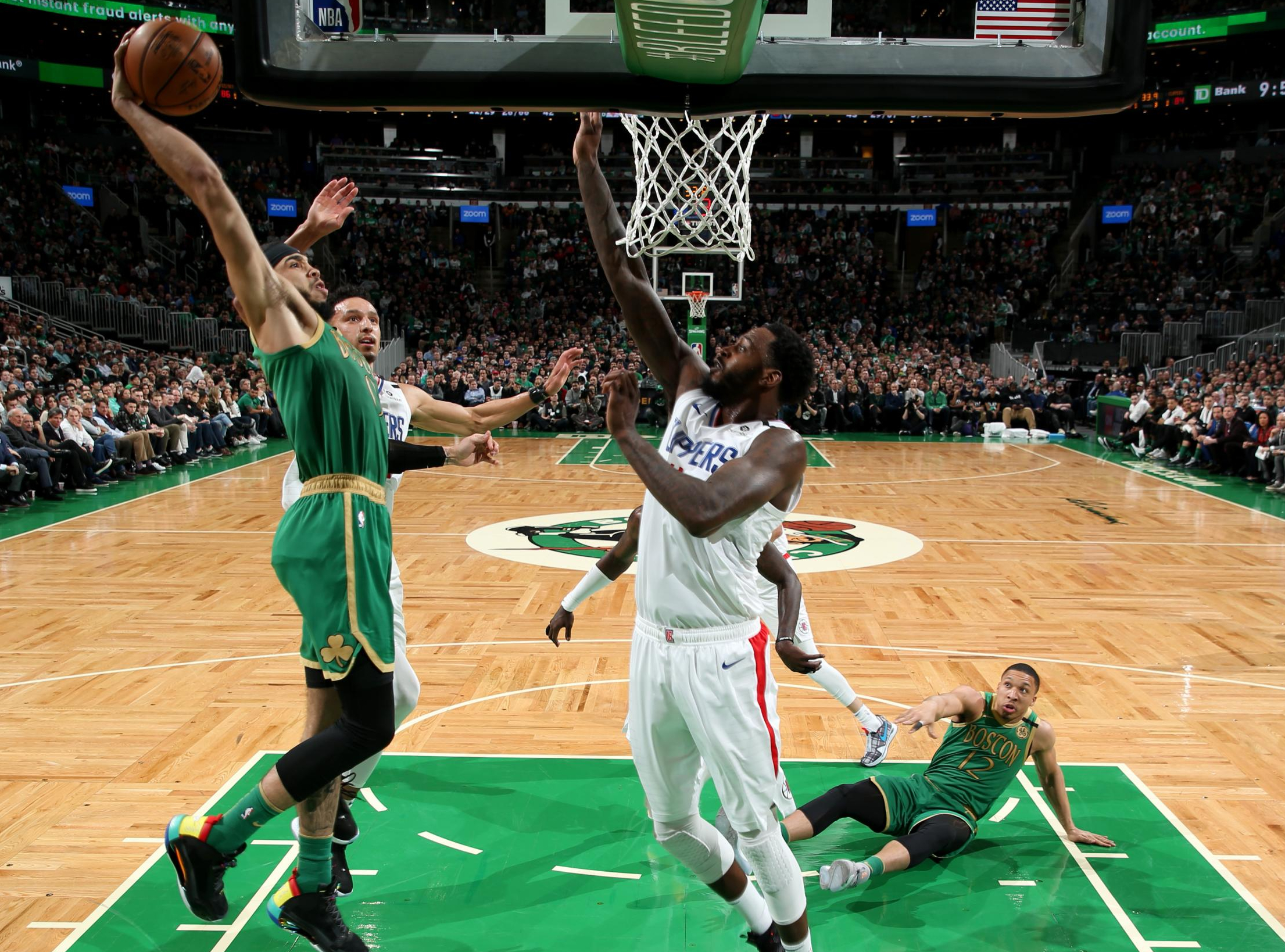 LA Clippers at Boston Celtics Betting Preview/Player Prop