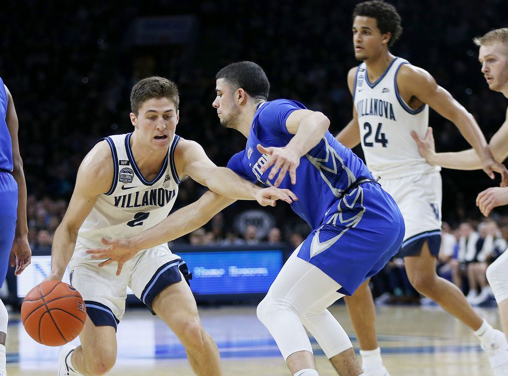 Creighton Bluejays at Villanova Wildcats Betting Preview