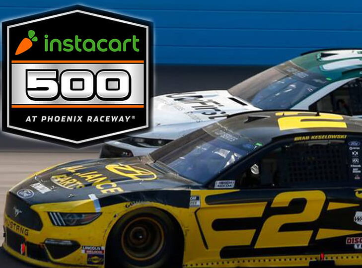 NASCAR Cup Series Race at Phoenix Betting Preview /Prop Pick