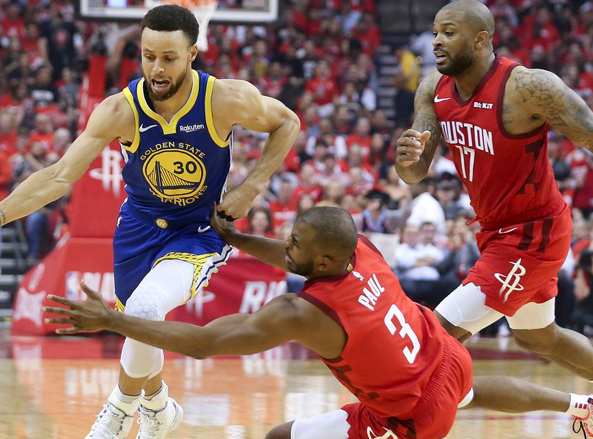 Houston Rockets at Golden State Warriors Betting Preview/Player Prop