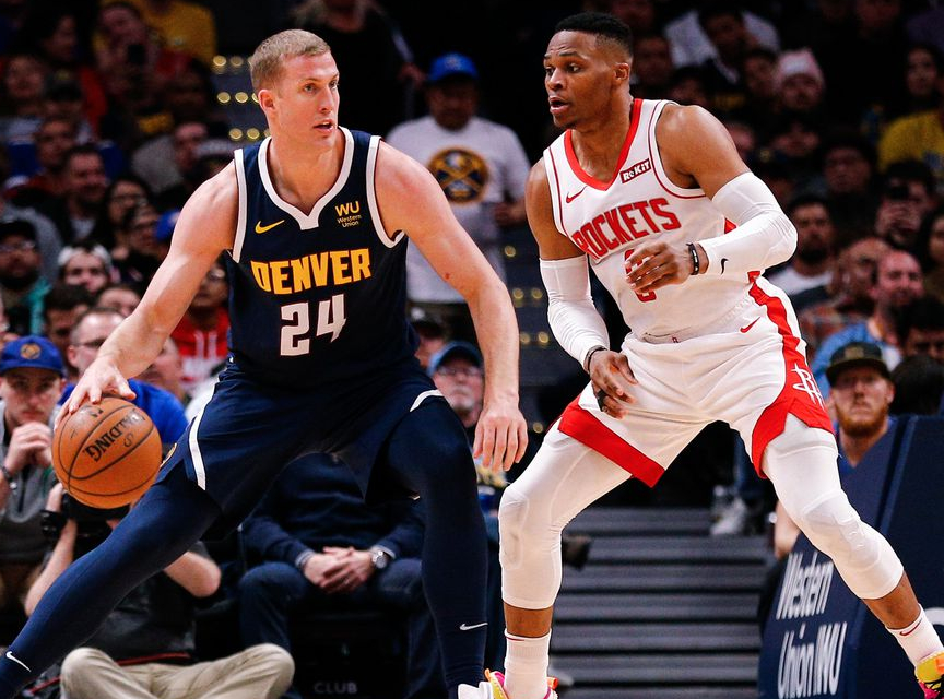 Denver Nuggets at Houston Rockets Betting Pick