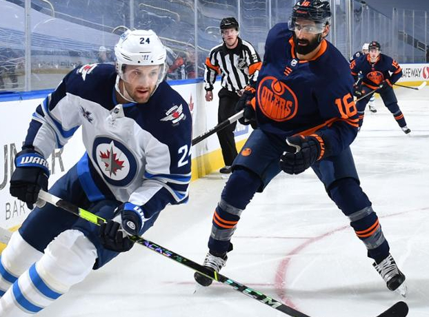 Edmonton Oilers at Winnipeg Jets Betting Preview