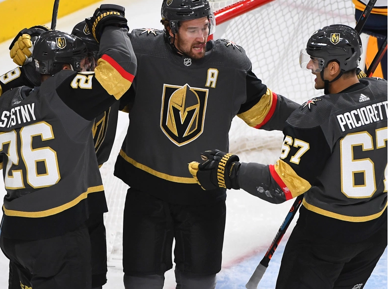Vegas Golden Knights at Minnesota Wild Betting Preview | The Dunkel Index