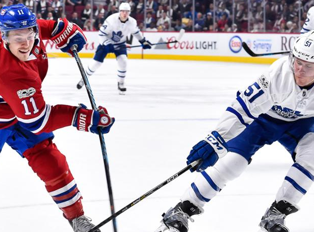 Montreal Canadiens at Toronto Maple Leafs Betting Preview