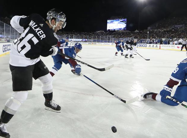 Colorado Avalanche at Los Angeles Kings Betting Prediction/Player Prop