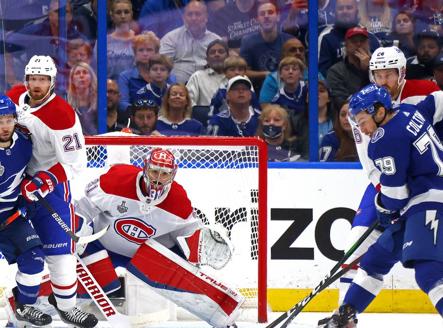 Montreal Canadiens at Tampa Bay Lightning Game 2 Betting Preview