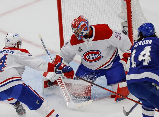 Tampa Bay Lightning at Montreal Canadiens Game 3 Betting Preview/Player Prop