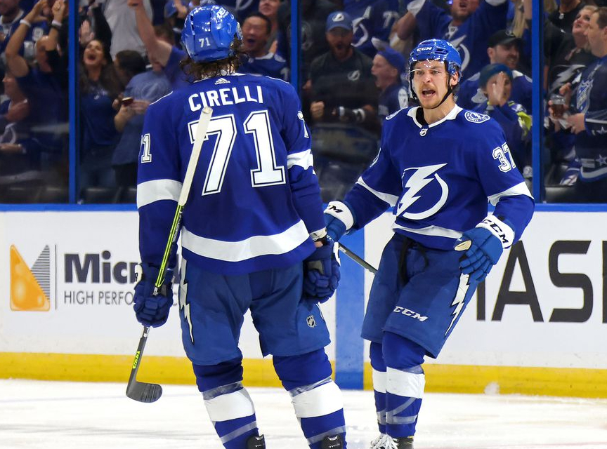Tampa Bay Lightning at Montreal Canadiens Game 4 Betting Preview/Player Prop