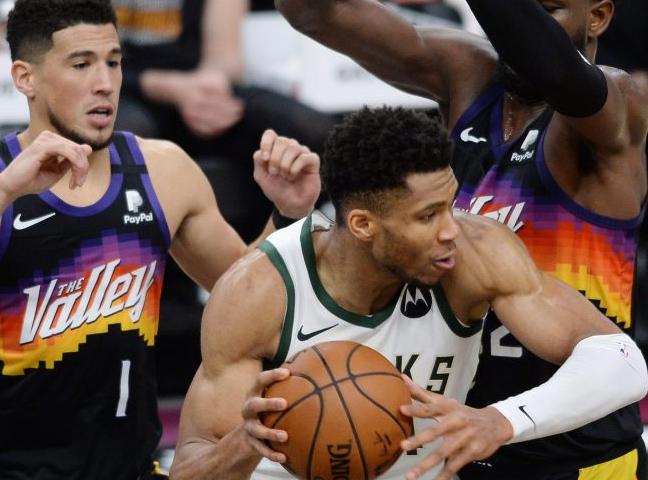 NBA Finals Game 6 Betting Preview: Phoenix Suns at Milwaukee Bucks/Player Prop