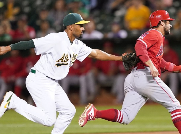 Oakland Athletics at Los Angeles Angels Betting Preview