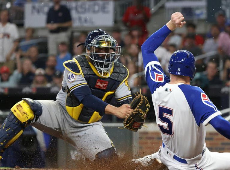 Milwaukee Brewers at Atlanta Braves Betting Preview