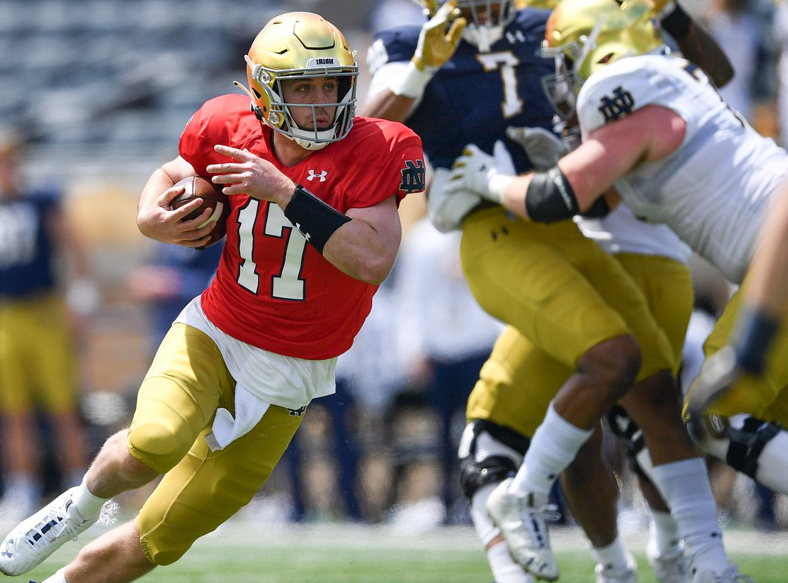 Notre Dame Fighting Irish at Wisconsin Badgers Betting Preview