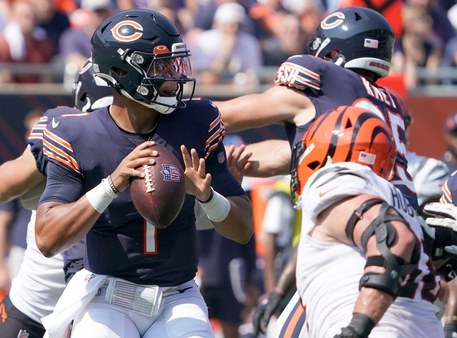 Chicago Bears at Cleveland Browns Betting Preview/Player Prop