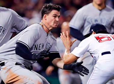 New York Yankees at Boston Red Sox Betting Preview/Player Prop
