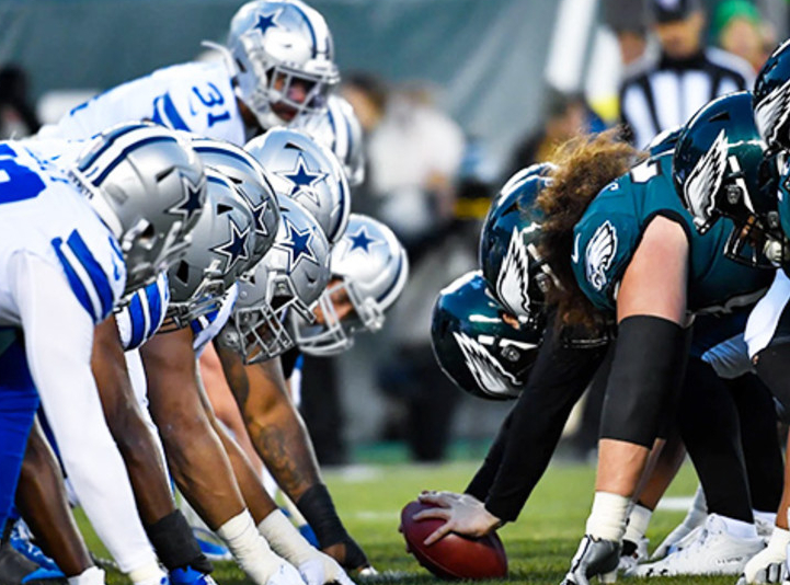 Philadelphia Eagles at Dallas Cowboys Betting Preview/Player Prop