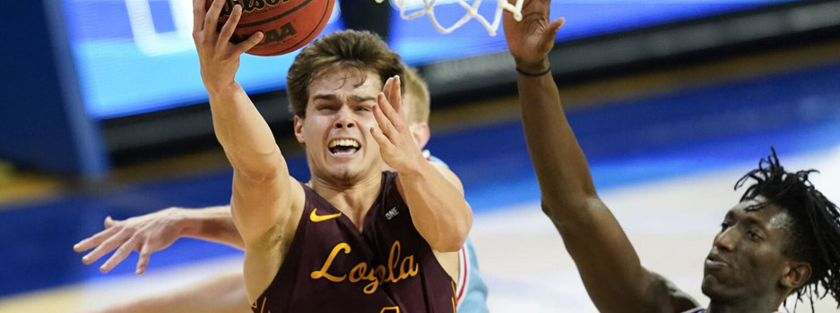 The Loyola Chicago Ramblers look for a second straight victory over the Drake Bulldogs when the two teams meet on Sunday.