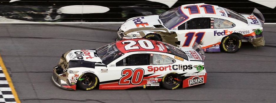 The 2021 NASCAR season kicks off on Tuesday night with the Busch Clash. Defending Cup champion Chase Elliott leads the field as the race shifts to Daytona's road course for the first time.