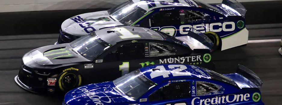 Race week at Daytona continues tonight with the Blue Green Vacations Duel. A pair of 60-lap races, the duels will help determine the starting positions for Sunday's Daytona 500.