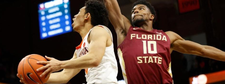 The ACC features a top 25 ranked matchup as the Virginia Cavaliers host the Florida State Seminoles in this heavyweight matchup.
