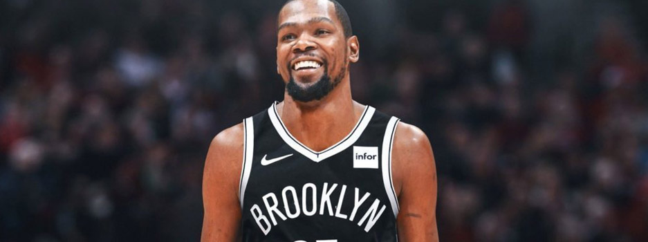 "Kevin Durant ""brand"" heads to New York, signing with the Brooklyn Nets 