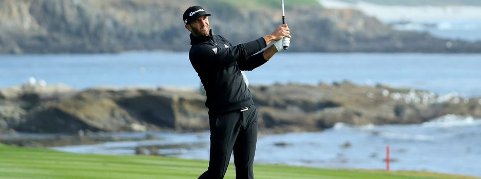 The PGA TOUR continues with the AT&T Pebble Beach Pro-AM sporting an impressive field with ranked golfers such as Dustin Johnson, Phil Mickelson, and Paul Casey.