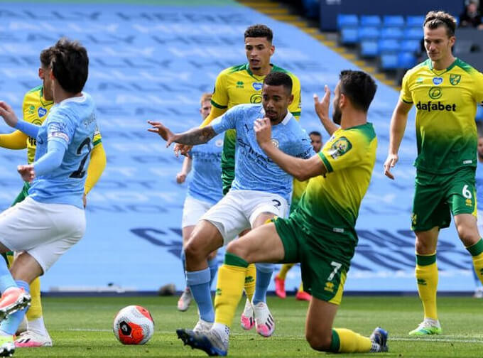 Norwich City at Manchester City Betting Preview