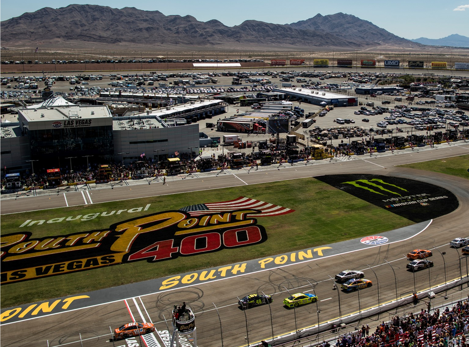 2021 South Point 400 Betting Preview/Prop Play