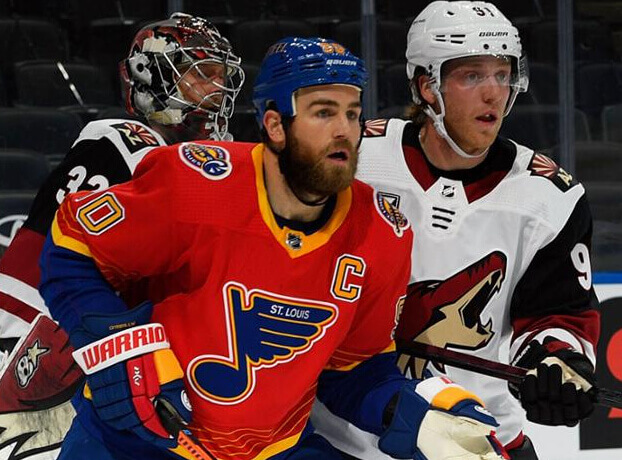 St. Louis Blues at Arizona Coyotes Betting Preview/Player Prop
