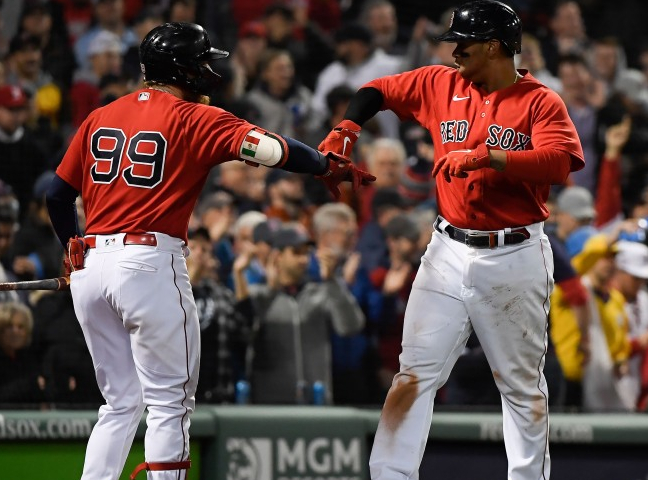 Houston Astros at Boston Red Sox ALCS Game 5 Betting Preview/Player Prop