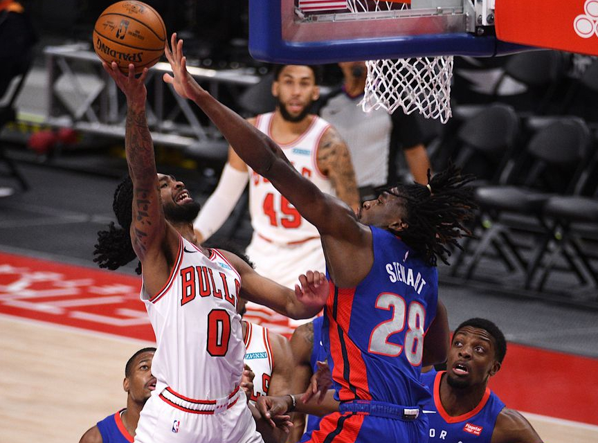 Chicago Bulls at Detroit Pistons Betting Preview/Player Prop