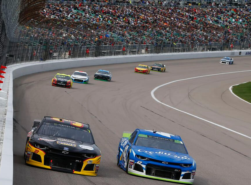 2021 Hollywood Casino 400 Betting Preview/Prop Play