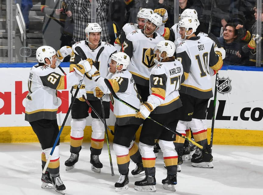 Edmonton Oilers at Vegas Golden Knights Betting Preview/Player Prop