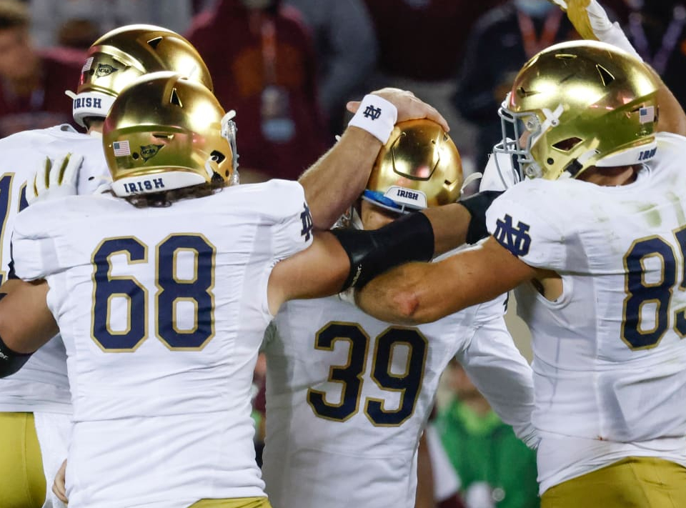 USC Trojans at Notre Dame Fighting Irish Betting Preview